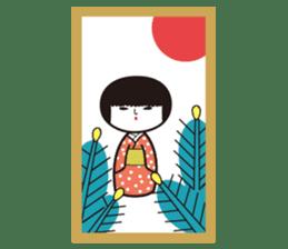 KOKESHIAIKO sticker #444767