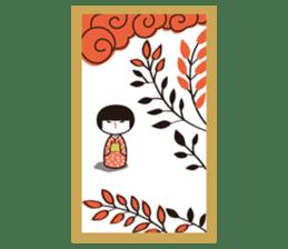 KOKESHIAIKO sticker #444768
