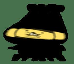 Tempura Ninja & Samurai sticker #456136