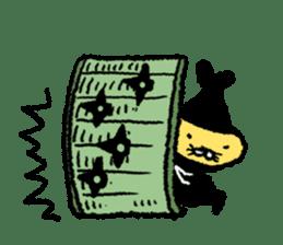 Tempura Ninja & Samurai sticker #456138