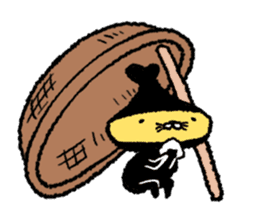 Tempura Ninja & Samurai sticker #456145