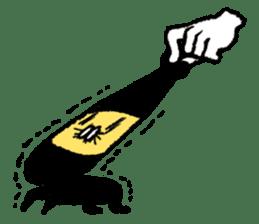 Tempura Ninja & Samurai sticker #456152