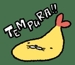 Tempura Ninja & Samurai sticker #456174