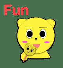 Pokoron sticker #565127