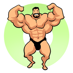 Super Muscle Man