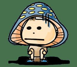 Narikiri CHIROTA(English version) sticker #825483