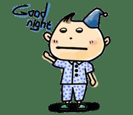Narikiri CHIROTA(English version) sticker #825485