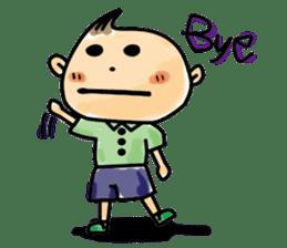 Narikiri CHIROTA(English version) sticker #825492