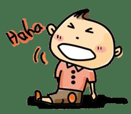 Narikiri CHIROTA(English version) sticker #825493