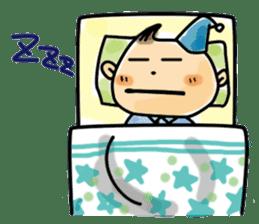 Narikiri CHIROTA(English version) sticker #825494