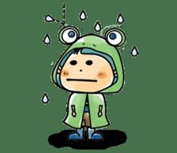 Narikiri CHIROTA(English version) sticker #825495