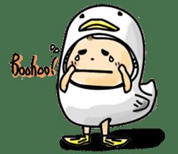 Narikiri CHIROTA(English version) sticker #825503