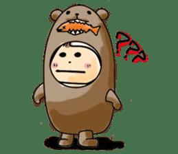 Narikiri CHIROTA(English version) sticker #825507