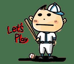 Narikiri CHIROTA(English version) sticker #825508