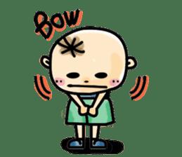 Narikiri CHIROTA(English version) sticker #825511
