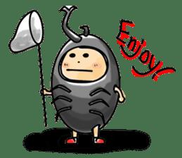 Narikiri CHIROTA(English version) sticker #825512