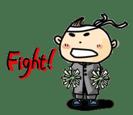 Narikiri CHIROTA(English version) sticker #825517