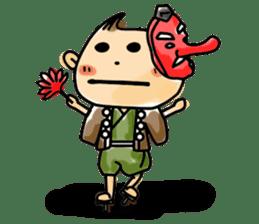 Narikiri CHIROTA(English version) sticker #825518