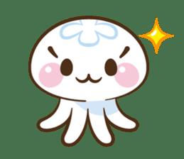 Clara the Jellyfish sticker #1192266