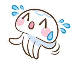 Clara the Jellyfish sticker #1192273