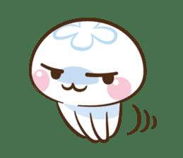 Clara the Jellyfish sticker #1192285