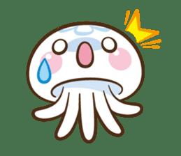Clara the Jellyfish sticker #1192287