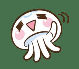 Clara the Jellyfish sticker #1192291