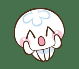 Clara the Jellyfish sticker #1192302