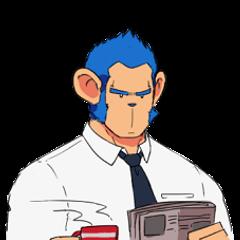 Monkey Muscle Guppo