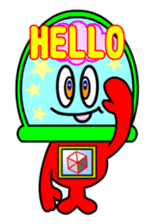 Hello Earth sticker #1438338