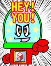Hello Earth sticker #1438348
