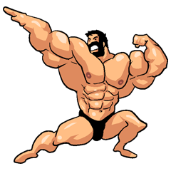Super Muscle Man 2