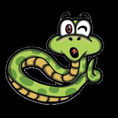 Sanook cute snake