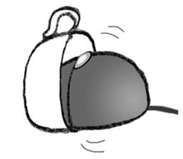 """I began the breeding of """"Mouse"""". sticker #4800388"""