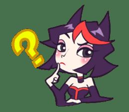Vampire Lili sticker #5144252