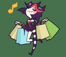 Vampire Lili sticker #5144276