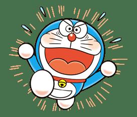 Doraemon's Many Emotions sticker #19952
