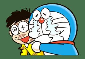 Doraemon's Many Emotions sticker #19957