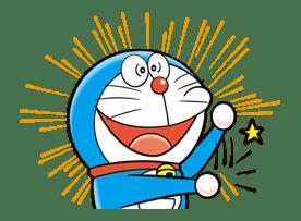 Doraemon's Many Emotions sticker #19959