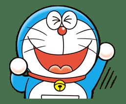 Doraemon's Many Emotions sticker #19963