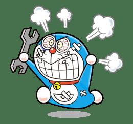 Doraemon's Many Emotions sticker #19964