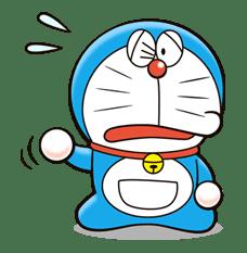 Doraemon's Many Emotions sticker #19970