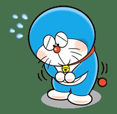 Doraemon's Many Emotions sticker #19977
