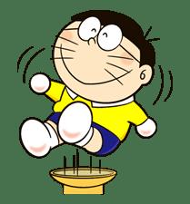 Doraemon's Many Emotions sticker #19980
