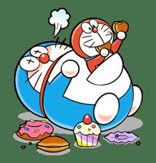 Doraemon's Many Emotions sticker #19984