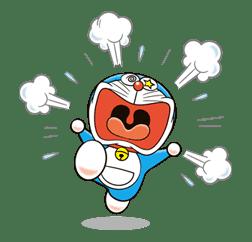 Doraemon's Many Emotions sticker #19985