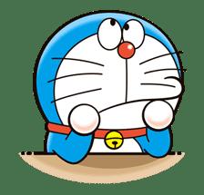 Doraemon's Many Emotions sticker #19987
