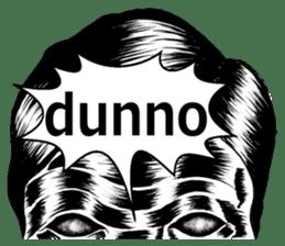 Stimulus(English) sticker #6065400