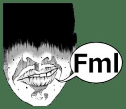 Stimulus(English) sticker #6065401
