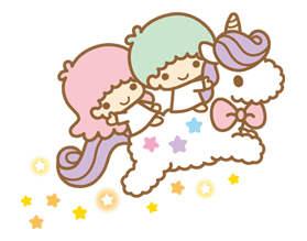 Little Twin Stars(Twinkle Days ver.) sticker #19991